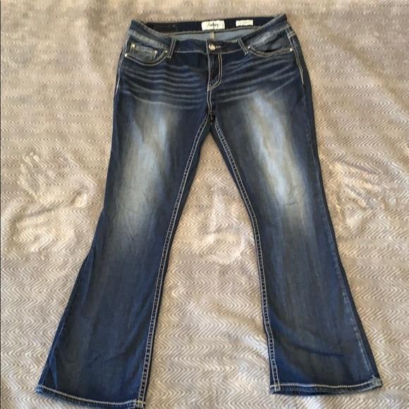 Daytrip Denim - Day Trip Virgo Boot Cut Jeans